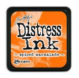 Distress ink (Spiced marmalade)