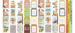 Paper strips - European holidays