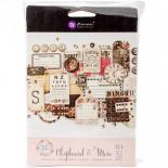 Chipboards - Rosy Belle