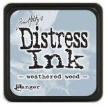 Distress ink (Weathered wood)