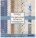 Papīrs 30x30cm - You are a Star