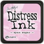 Distress ink (Spun sugar)