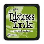 Distress ink (Peeled paint)