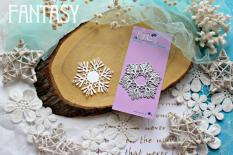 Cutting die - Snowflake doily