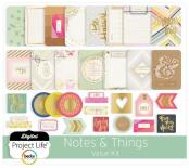 Project Life - Notes and Things