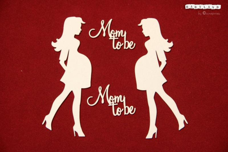 Чипборд - Mum to be