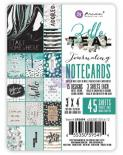 Journaling cards - Zella Teal