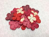 Flowers - Red 3.5 cm