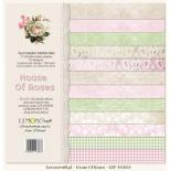 Papīrs 30x30 cm - House Of Roses Basic