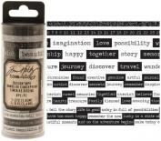 Idea-ology Tim Holtz Design Tape Chatter