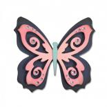 Die cutting template - Butterfly2