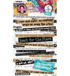 Stickers with quotes