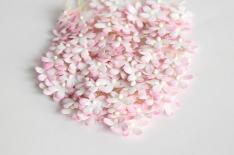 Tiny flowers - White / Pink