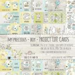 Project life cards - My Precious Boy
