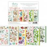 Flora book - elements for fussy cutting