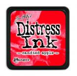 Distress ink (Candied apple)