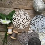 Cutting die - Crochet doily