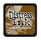 Distress ink (Vintage Photo)