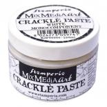 Stamperia Crackle Paste - Baltā