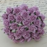 Roses 10mm - Lilac