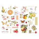 Chipboard stickers - Fruit Paradise