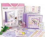 Album making kit - Baby girl